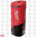 Milwaukee 49-24-2310 12 Volt M12 Power Source Port (Tool Only)