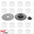 "Milwaukee 49-36-3465 5"" Backing Pad Kit"