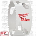"Milwaukee 49-56-0223 4-1/4"" Ice Hardened Hole Dozer Hole Saw"