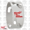 "Milwaukee 49-56-9645 4"" Hole Dozer Bi-Metal Hole Saw"