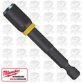 "Milwaukee 49-66-4533 5/16"" x 2-9/16"" Shockwave Magnetic Nut Driver"