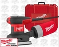 "Milwaukee 6020-21 1/4"" Sheet Palm Sander"