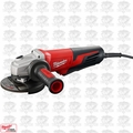 "Milwaukee 6117-30 5"" 13.0 Amp Small Angle Grinder PLUS Lock-On Open Box"