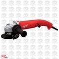 "Milwaukee 6121-31A 5"" 11A Small A-Grinder Trigger Grip, Rat-Tail AC/DC"