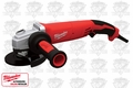 Milwaukee 6124-30 13 Amp Small Angle Grinder Trigger Grip, Lock-On