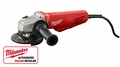 "Milwaukee 6147-30 11 Amp 4-1/2"" Angle Grinder (Paddle, Lock-On)"