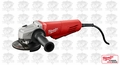 "Milwaukee 6147-31 11 Amp 4-1/2"" Small Angle Grinder Paddle Switch-No Lock-On"