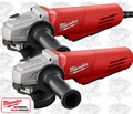 "Milwaukee 6147-31 2pk 4-1/2"" Small Angle Grinder"