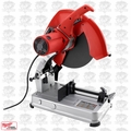 Milwaukee 6177-20 14'' 15 Amp Abrasive Chop Saw