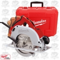 "Milwaukee 6394-21 7-1/4"" Circular Saw with QUIK-LOK cord and Brake"