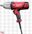 "Milwaukee 9075-20 3/4"" Impact Wrench, Rocker Switch, Ring Clip NEWEST"