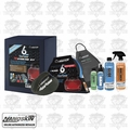 Nanoskin Car Care AS-021 Autoscrub 6'' PRO Fine Grade Starter Kit