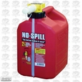 No Spill 1405 No Spill 2-1/2 Gallon (CARB Compliant) Gas Can