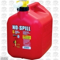 No Spill 1450 5-Gallon Poly Gas Can (CARB Compliant)