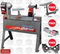 "Nova Lathes 57080 20"" x 24"" EVS Wood Lathe + Free Accys Kit"