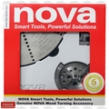 Nova Lathes 6033 Most Popular Chuck Accessories Bundle