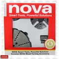 Nova Lathes 6038 Small Chuck Jaw Accessory Bundle