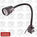 Nova Lathes 9032 Magnetic Base Flexable Arm Universal Light Lamp
