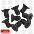 Nova Lathes SSK 8pc Spare Screw Kit