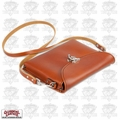 Occidental Leather 1158 iPad Carry Case Premium Whiskey Colored Leather