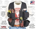 Occidental Leather 2535 Builder's Vest
