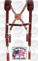 Occidental Leather 5009 Work Suspenders Leather