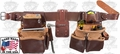 Occidental Leather 5080DB Large Tool Belt Pro Framer Package
