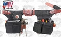 Occidental Leather 9515 Framer Tool Belt Adjust to Fit OxyLight