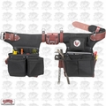 Occidental Leather 9515 Framer Tool Belt Adjust to Fit OxyLight Open Box