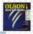 "Olson FB10493DB 93-1/2"" x 3/16"" x 4 TPI Skip Tooth Flex Back Band Saw Blade"