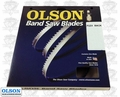 "Olson FB14537DB 137"" x 1/4"" x 6 TPI Band Saw Blade"