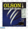 "Olson FB14593DB 93-1/2"" x 1/4"" x 6 TPI Flex Back Band Saw Blade"