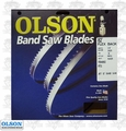 "Olson FB14882DB 82"" x 1/4"" x 14 TPI Flex Back Band Saw Blade (28-564)"