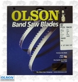 "Olson FB19482DB 82"" x 3/8"" x 6 TPI Flex Back Band Saw Blade (28-568)"