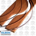 Olson FB28133DB 2TPI Hook Band Saw Blade