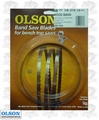 "Olson WB51656BL 56-1/8"" x 1/8"" x 14 TPI Band Saw Blade Replaces Delta 28-167"
