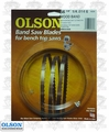 Olson WB55356BL Band Saw Blade