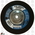 "Pearl FAC7036H 7"" Flexible Grinding Wheel w/5/8"" - 11 threaded hub"