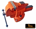 Pony 30105 Quick Release Bench Vise