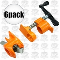 "Pony 50 6pk 3/4"" Pipe Clamp"
