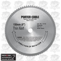 "Porter-Cable 12152 6"" Plywood Circular Saw Blade"