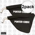Porter-Cable 39334 2pk Dust Bag Assembly