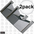 """Porter-Cable 43745PC 2pk 1-1/4"""" Hinge & Lock Face Mortising Cutter"""