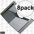 """Porter-Cable 43745PC 8pk 1-1/4"""" Hinge & Lock Face Mortising Cutter"""