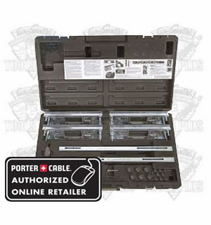 door hinge butt template kit porter cable 59381 tools plus
