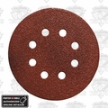 "Porter-Cable 735800625 60 Grit 5"" Hook & Loop Sanding Discs"