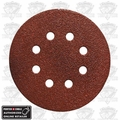 "Porter-Cable 735801025 100 Grit 5"" Hook & Loop Sanding Discs"