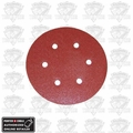 Porter-Cable 736600625 60 grit 6-Hole Sanding Disc