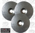Porter-Cable 823534-3A Carbide Grit Discs 24, 36 and 46 grit