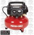 Porter-Cable C2002 6 Gallon 150 PSI Pancake Air Compressor